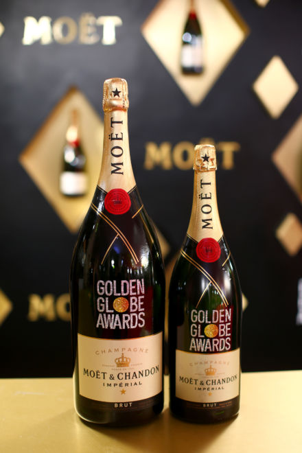 "Moët & Chandon presents ""A toast for a cause"""