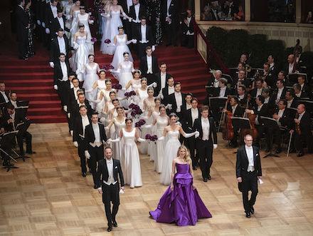 Swarovski Highlights des 64. Wiener Opernballs