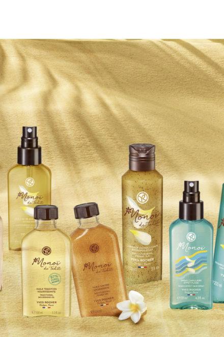 Sanfte Sommer-Pflege für Haut und Haare