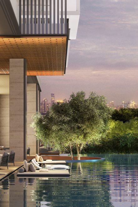 Aman Nai Lert Bangkok eröffnet 2023