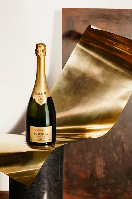 Champagner der Extraklassse