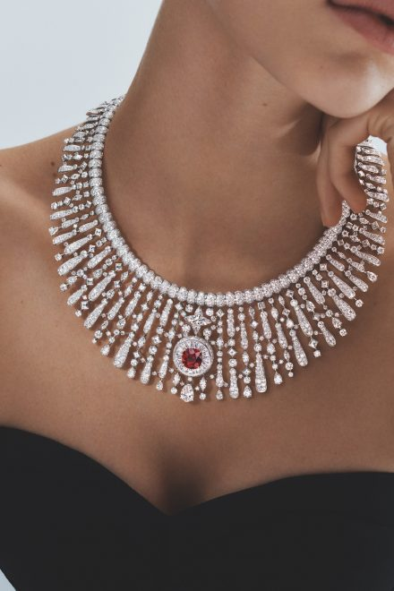 High Jewelry Kollektion Stellar Times von Louis Vuitton