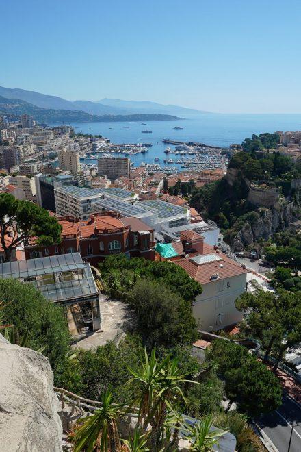 Monaco: sechs Stadteile, sechs Facetten eines Fürstentums