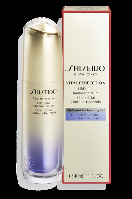 Shiseido steht für Perfektion