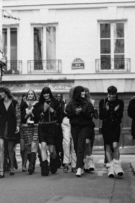 Chanel präsentiert die Herbst/Winter Kollektion