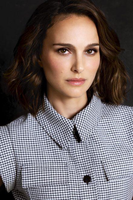 Natalie Portman für die Chinup Kampagne von Dior