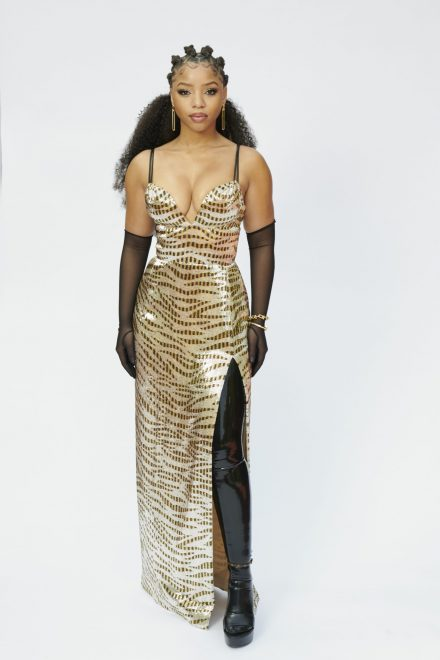 Louis Vuitton bei den Gramm Awards 2021