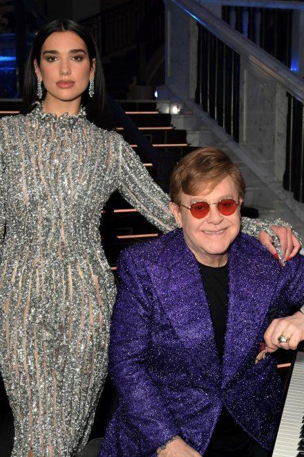 Elton John AIDS Foundation: Dua Lipa trägt Chopard