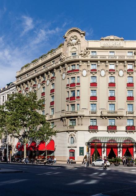 El Palace Barcelona eröffnet mit neuen Highlights