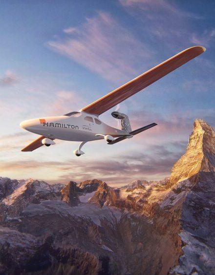 Hamilton erneuert Partnerschaft mit Smartflyer