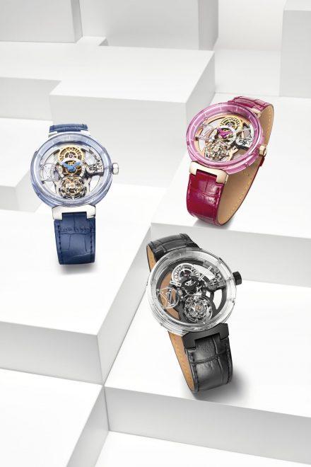 Neue Uhrenmodell von Louis Vuitton