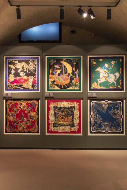 Ausstellung SETA im MUSEO SALVATORE FERRAGAMO