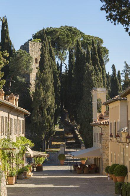 Luxussuiten in historischem Ambiente