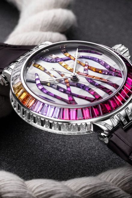 Breguet präsentiert die Haute Joaillerie Poseidonia Serie