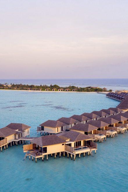 Glamouröses europäisches Flair auf den Malediven