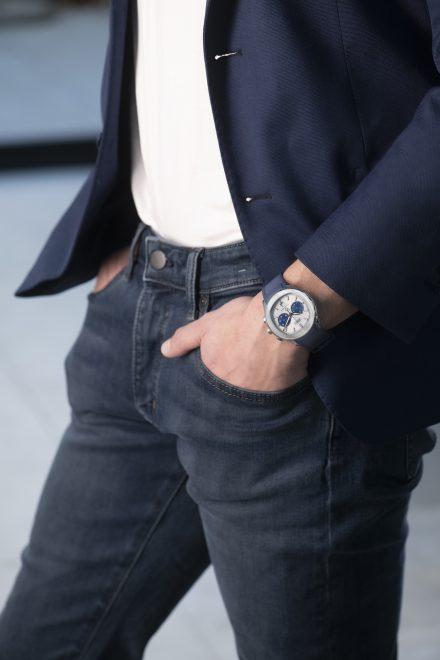 Maison Piaget präsentiert stilvolle Herrenmodelle