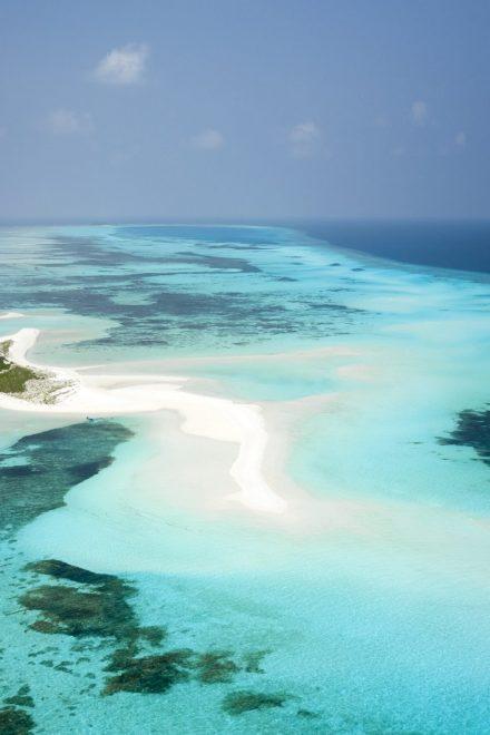 Umweltbewusstes Hideaway auf den Malediven