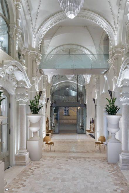 Matild Palace in Budapest eröffnet