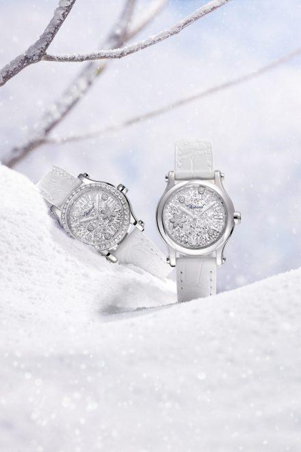 Chopard präsentiert Happy Snowflakes