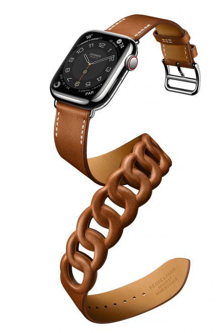 Hermes präsentiert die neuste Zusammenarbeit mit Apple