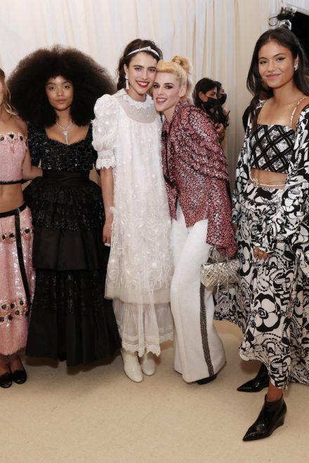 Benefizgala des Costume Institute 2021 in New York mit Chanel