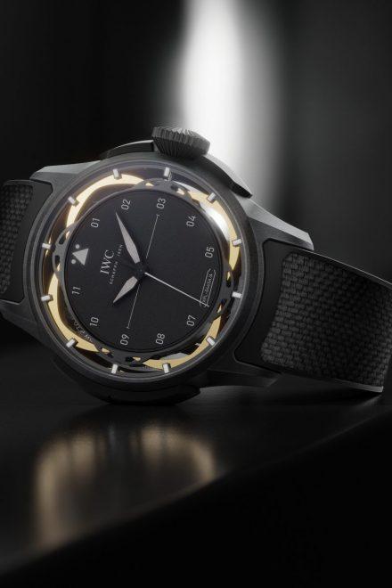 IWC Schaffhausen präsentiert die die Big Pilot's Watch Shock Absorber XPL