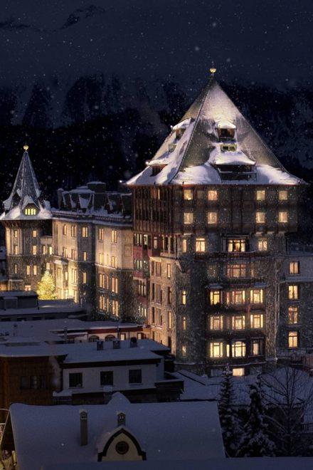 Weihnachten im Märchenschloss