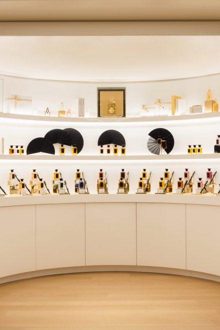 Beauty Expertise von Guerlain in schweizer Luxushotel