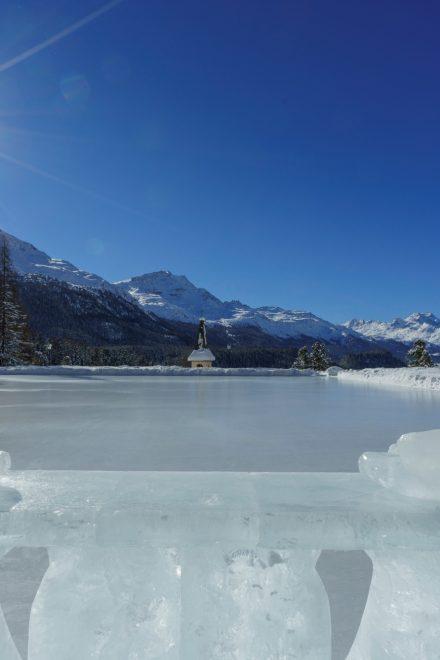 Die schönsten hoteleigenen Eislaufbahnen