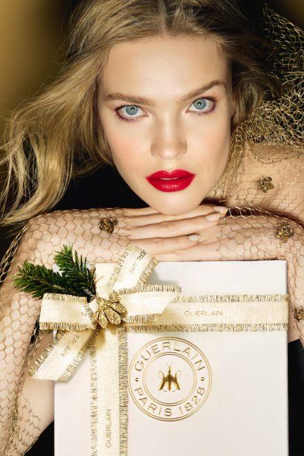 "Guerlain präsentiert die ""GOLD WISH"" Christmas Collection"