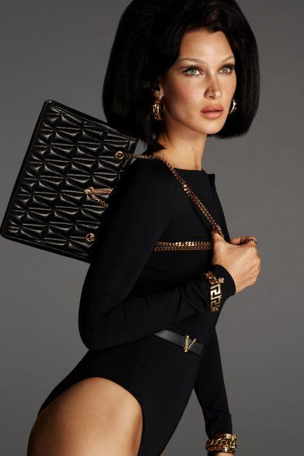 Virtus Handtaschenkampagne mit Bella Hadi