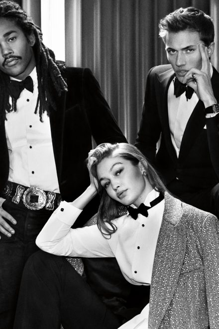 """Der neue Herrenduft von Ralph Lauren feiert den """"Spirit of Togetherness"""""""